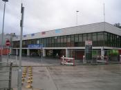 Middleton Bus Station & Shopping Centre