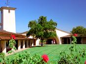 California wine producer Robert Mondavi Winery in Napa Valley