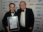 Roke Manor Research, finalist in 2012 ICT Award
