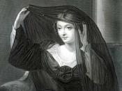 English: Olivia, character in Twelfth Night by William Shakespeare Italiano: Olivia, personaggio de La dodicesima notte di William Shakespeare