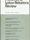 Industrial and Labor Relations Review