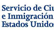 English: The logo of U.S. Citizenship and Immigration Services (Spanish) Español: El logotipo del Servicio de Ciudadanía e Inmigración de los Estados Unidos (Español)