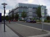 English: QVC Call Center GmbH & Co KG in Bochum Deutsch: Außenansicht des QVC Call Center GmbH & Co KG in Bochum-Querenburg