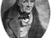 Thomas de Quincey from the frontispiece of Revolt of the Tartars