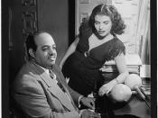 [Portrait of Noro Morales, Glen Island Casino, New York, N.Y., ca. July 1947] (LOC)
