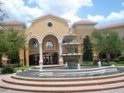 The University of Central Florida Rosen College of Hospitality Management