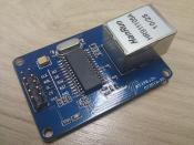 Ethernet Controller ENC28J60 #1