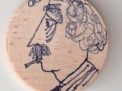 Vonnegut Wooden Nickel