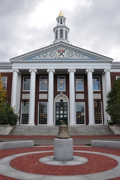 English: Harvard Business School Baker Library 2009