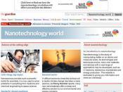 Nanotechnology world | The Guardian