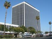 The office tower in Marina Del Rey which is home to the University of Southern California's Information Sciences Institute (occupies several floors) and the Internet Corporation for Assigned Names and Numbers (ICANN) (occupies part of one floor). Photogra
