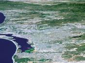 English: San Diego Metropolitan Area