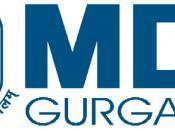 Official Logo of Management Development Institute, Gurgaon.