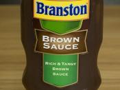 Branston brown sauce