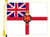 Queen's Colour of the Royal Navy