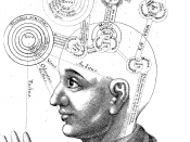 Representation of consciousness from the seventeenth century.