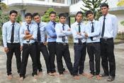 English: Group of webmaster and Communicator of Social communication section of Don Bosco Sihanoukville , Cambodia .