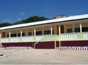English: The Hammar Jab Jab School in Mogadishu, Somalia