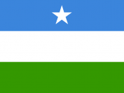Flag of Puntland since 23rd December 2009 http://horseedmedia.net/2009/12/puntland-parlaiment-adopts-new-flag/ Deutsch: Flagge Puntlands seit 23. Dezember 2009 http://horseedmedia.net/2009/12/puntland-parlaiment-adopts-new-flag/