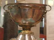 Derrynaflan Chalice, an 8th or 9th Century chalice, found in County Tipperary, Ireland