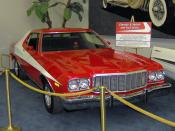 1974 Ford Torino from Starsky & Hutch