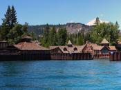 Godfather Part II house, Lake Tahoe