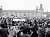 Deutsch: Anti-AKW-Demonstration auf dem Bonner Hofgarten am 14. Oktober 1979