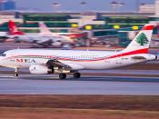 Middle East Airlines OD-MRT