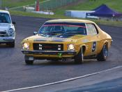 #9 Matthew Obrien 1972 Holden Monaro HQ GTS