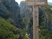 Français : Point-Sublime