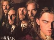 The Man in the Iron Mask (1998 film)