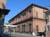 English: Massari Palace Italiano: Palazzo Massari a Ferrara.
