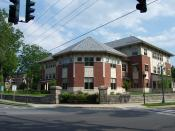 English: Empire State College coordinating center at Saratoga Springs, New York