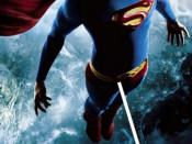 Superman Returns, con pista incorporada