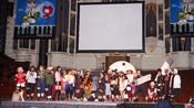 Animania 2007 Naruto Cosplay Group