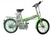 vélo à pédalage assisté par un moteur alimenté par une pile à hydrogène
