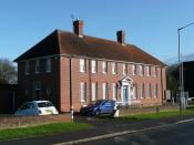 Marlow Police Station