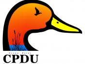 English: Crown Point Ducks Unlimited