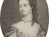 Lady Mary Wortley Montagu from Margaret Cavendish (Harley), Duchess of Portland; William Bentinck, 2nd Duke of Portland; Lady Mary Wortley Montagu, by George Vertue (died 1756). See source website for additional information. This set of images was gathere
