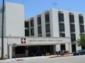 English: Encino Hospital Medical Center, Encino, Los Angeles, California