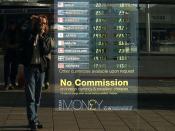 Self Portrait / Exchange Rates