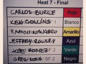 Jeff Rowley Big Wave Surfer Finalist Position Big Wave World Tour BWWT Pico Alto Peru 2012
