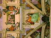 Sistine Chapel Right