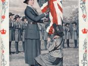 English: Life of Princess Mary from the Sphere Number celebrating her marriage to Viscount Lascelles, 1922.