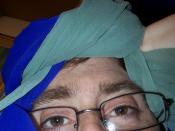 2008 Jan 20 - A new turban