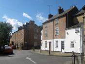 Poplar Row, Darley Abbey, Derby