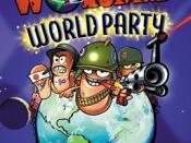 Worms World Party cover (Windows)