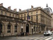 English: Caisse des depots, Paris France