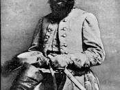 James Ewell Brown Stuart (1833-1864) Confederate States Army general during the American Civil War.