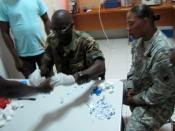 091217 a Liberia Security Sector Reform Sgt, 1st Class Dedraf Blash
